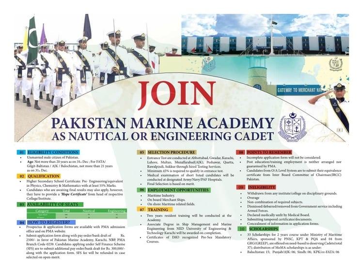 Join Merchant Navy Jobs 2021